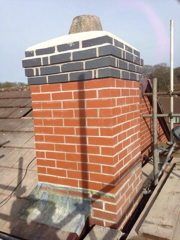 Load Bearing Chimney : Jc brickwork builder stoke on trent chimneys rebuilt